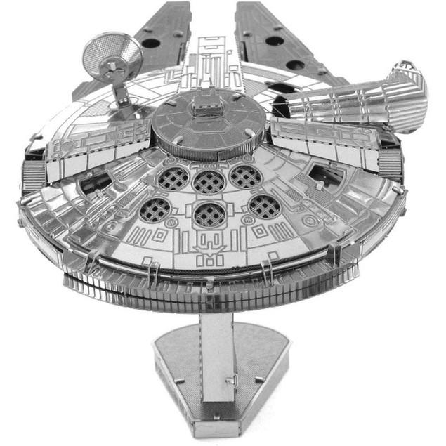 Star Wars Millennium Falcon 3D Model, 3D Puzzles by Fascinations