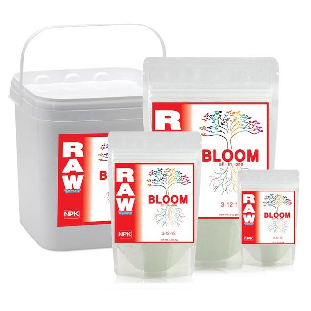 RAW BLOOM, 2 lbs