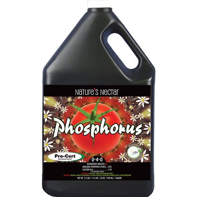 Nature's Nectar Phosphorus 0-4-0, 5 gal