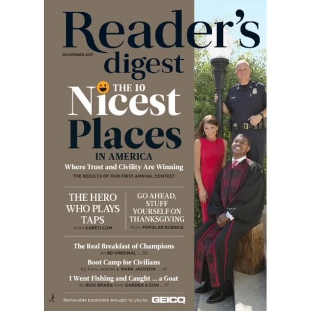 Reader's Digest Magazine Subscription