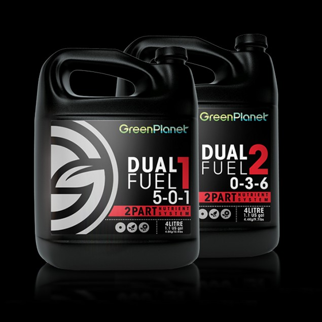Dual Fuel Part B 4 Liter