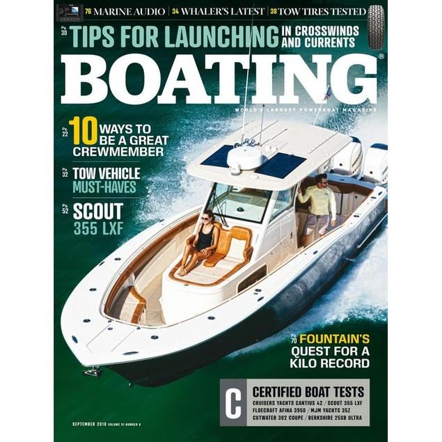 Boating Magazine Subscription