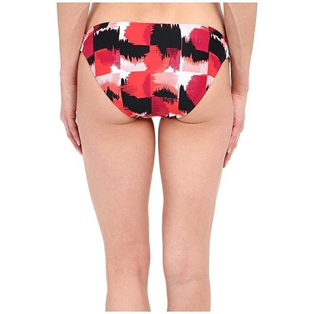 Lole Women's Rio Bottoms Ruby Mirage Swimsuit Bottoms SM