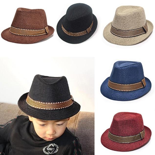 Kids' Fashion Fedora