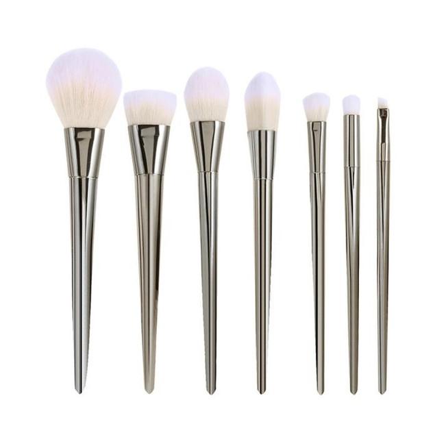 7Pcs High Brushes Blush Brushes Makeup Brush