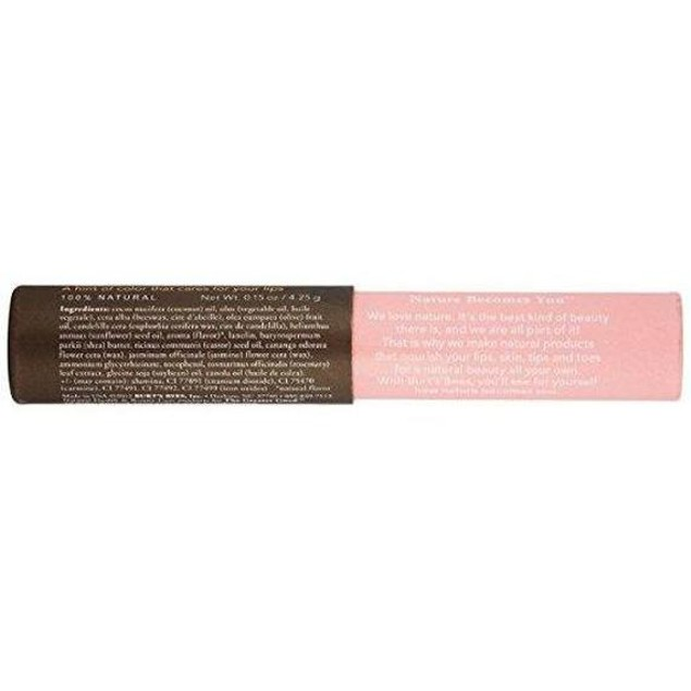 6-Pack Burt's Bees Tinted Lip Balm, Petunia, 0.15 Ounce