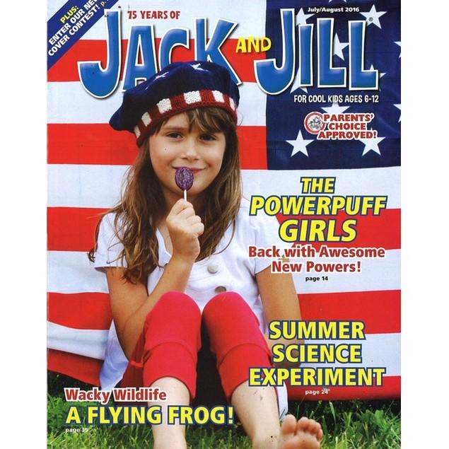 Jack & Jill Magazine Subscription