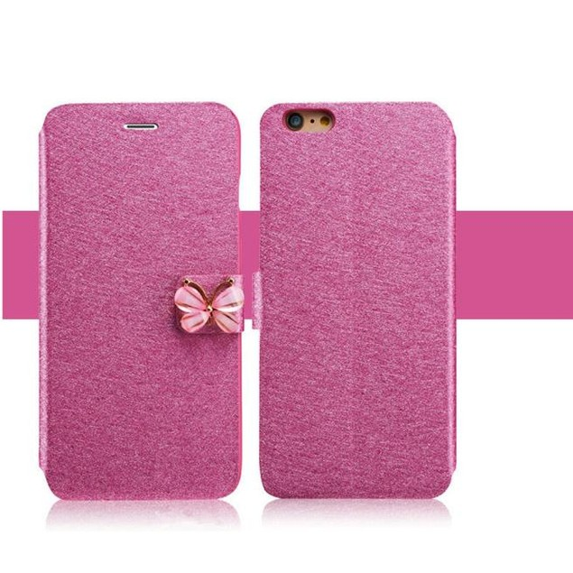 Luxury Flip Leather Magnetic Case Cover For iPhone 6/6s4.7