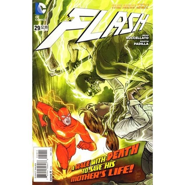 The Flash Magazine Subscription