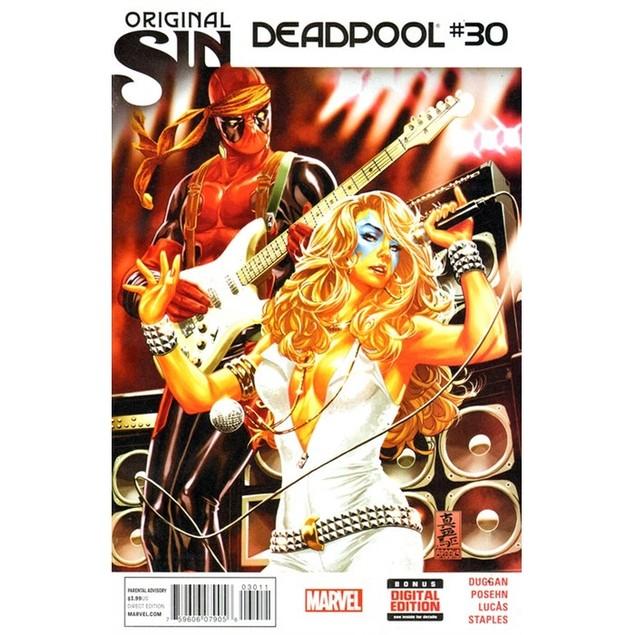 Deadpool Magazine Subscription