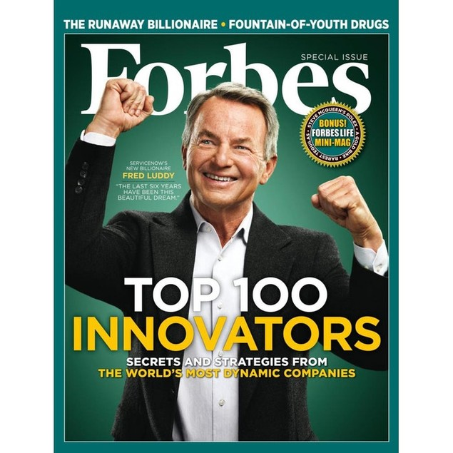 Forbes Magazine Subscription