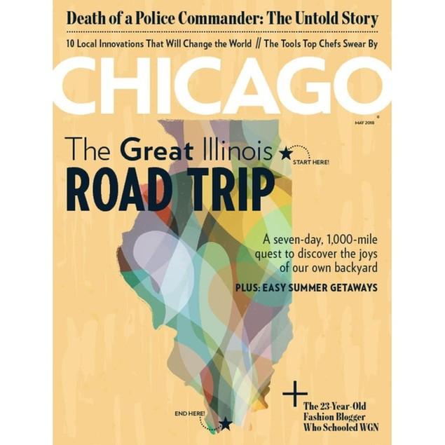 Chicago Magazine Subscription