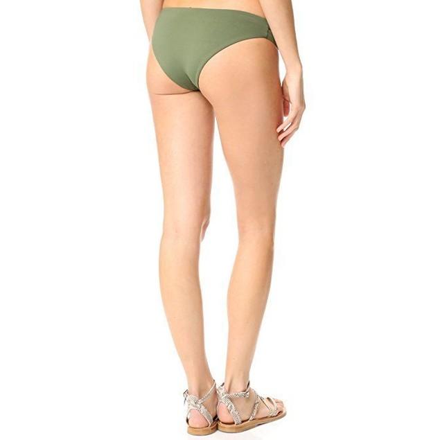 LSpace Women's Estella Bikini Bottoms, Jungle, Sz X-Small