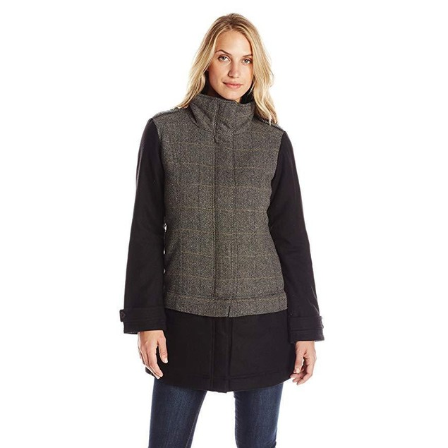 prAna Women's Caprise Jacket, Small, Gravel