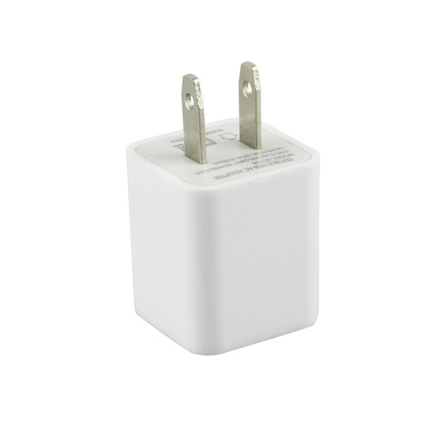 AC Wall Charger Charging Adapter Dual USB Ports For Apple iPad iPhone