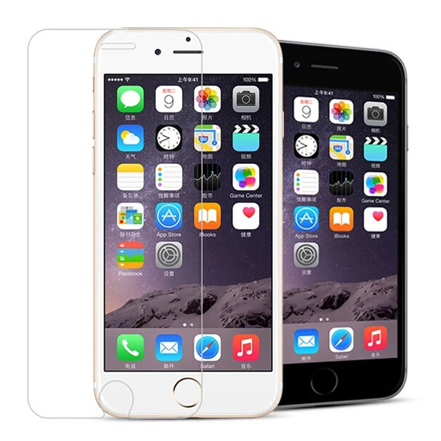 Tempered Glass Screen Protector 9H For iPhone 6 Plus 5.5''