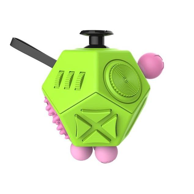 Dodecagon Fidget Cube
