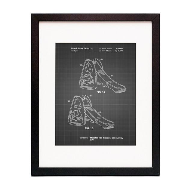 Slide Patent Poster