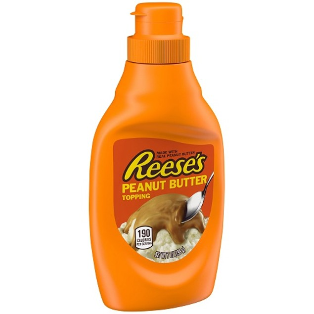 Reese's Peanut Butter Ice Cream Topping