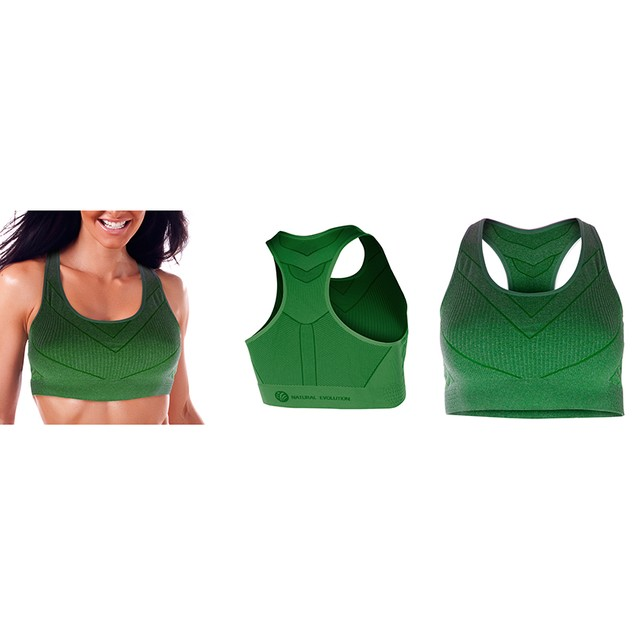 3-Pack Mystery Deal: Women's Crivit Seamless High Level Sports Bras