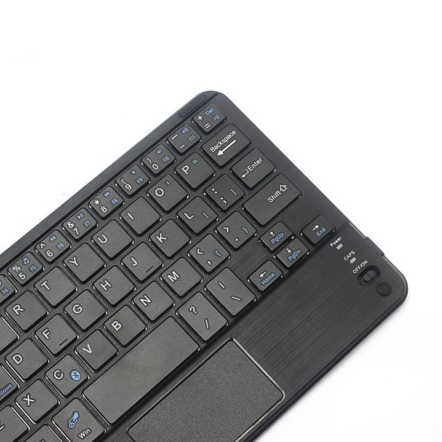 Wireless Bluetooth Keyboard Touchpad For 7-10 inch Android Windows Tablet