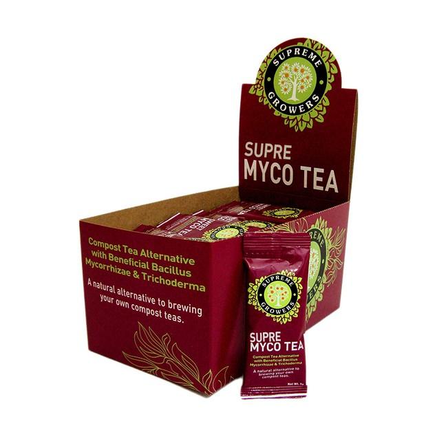 Supreme Growers Supre Myco Tea, 5 g, box of 50