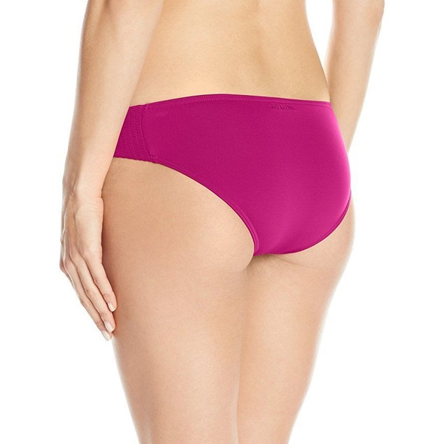 Billabong Women's Sol Searcher Lowrider Bikini Bottom, Sangria, SZ:  S
