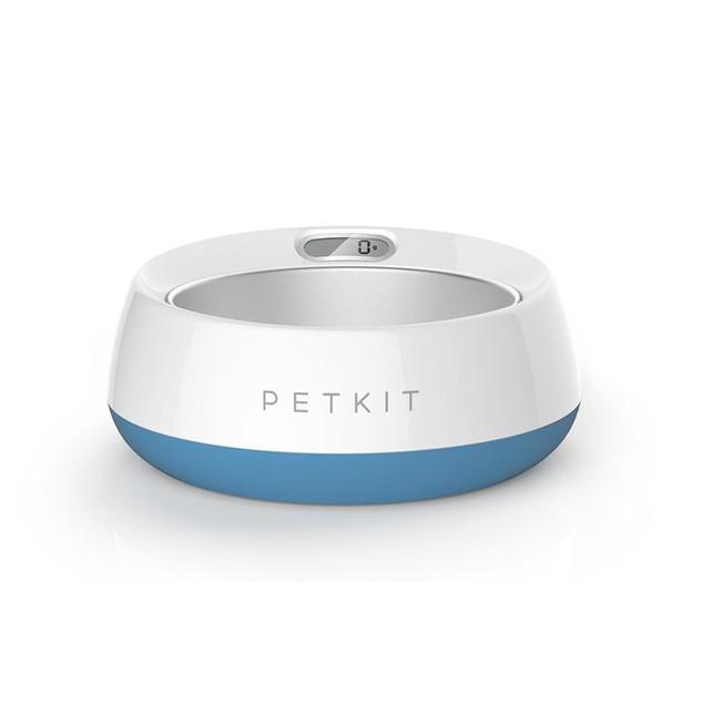 PETKIT FRESH METAL Large Machine Washable Smart Digital Feeding Pet Bowl