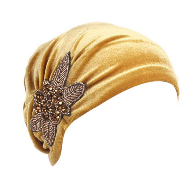 Women Cancer Chemo Hat Beanie Scarf Turban Head Wrap Cap C3
