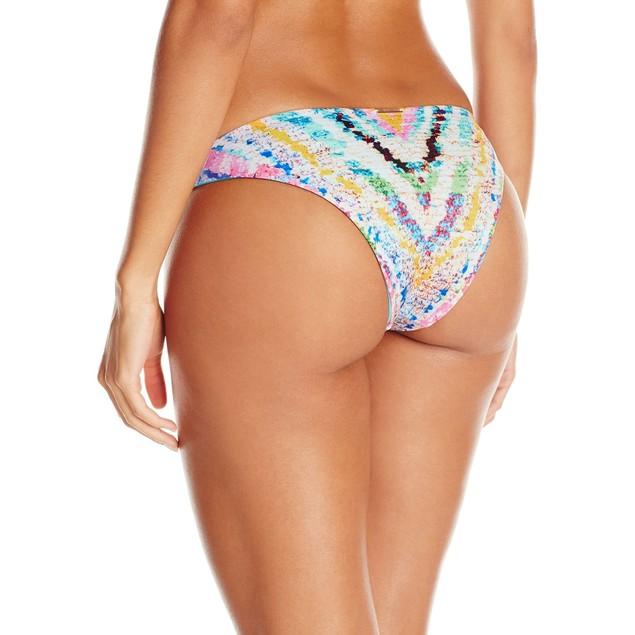 Mara Hoffman Women's Rainbow Reversible Low Rise Bottoms SZ S
