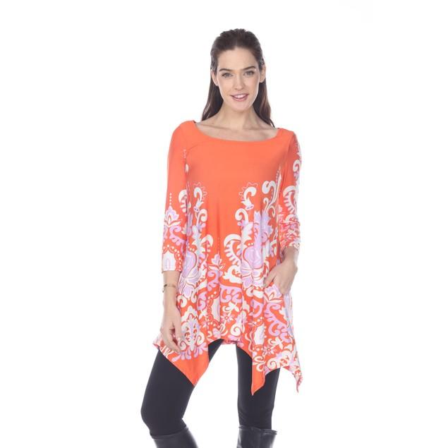 Yanette Tunic Top - 9 Colors