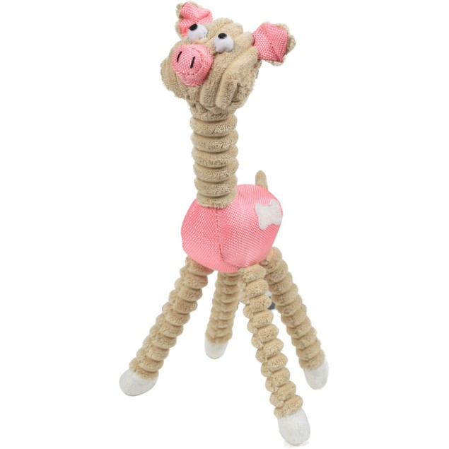 Jute And Rope Giraffe Pet Toy