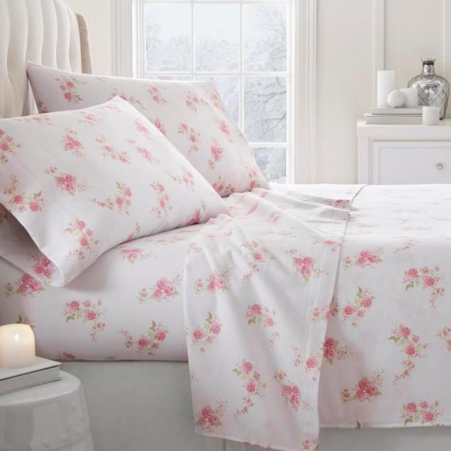 Becky Cameron Premium Ultra Soft Flannel Bed Sheet Set