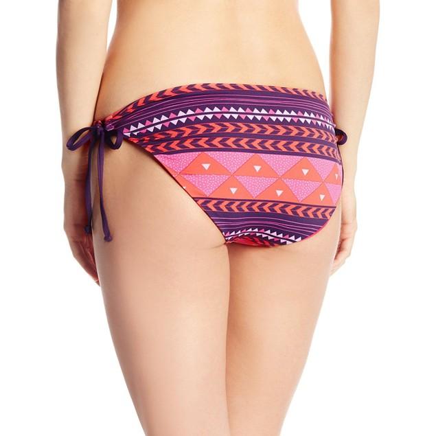 Carve Designs Women's Bermuda Bikini Bottom, Tulum, SIZE LARGE