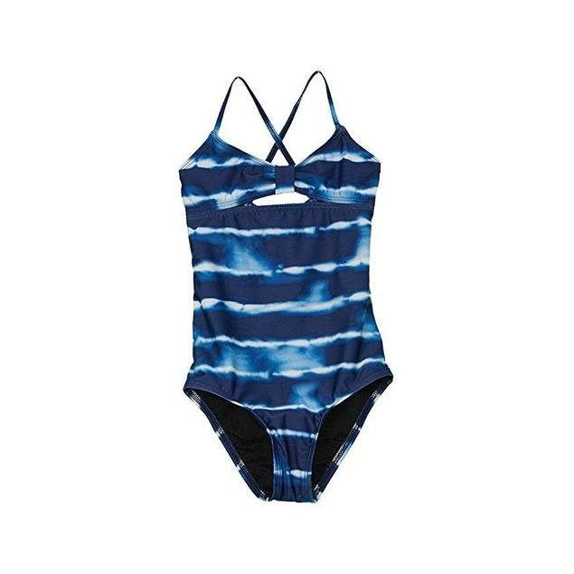 Splendid Women's Itsy Ditsy Floret Reversible Retro Bikini Bottom,  SZ
