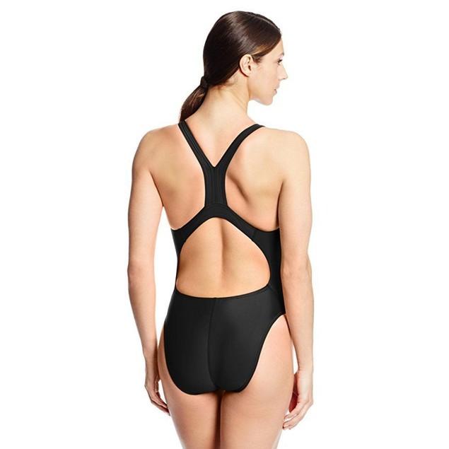 Speedo Women's Pro LT Super Pro Swimsuit, Black, SZ: 30