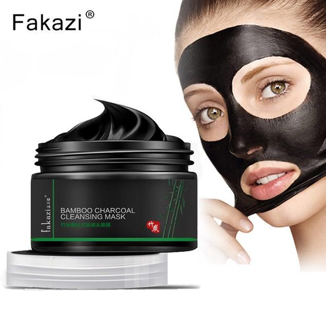 Black Mud Deep Cleansing Blackhead Remover Peel Face Mask