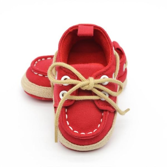 Baby Infant Kid Boy Girl Soft Sole Sneaker Toddler Shoes