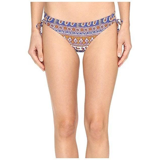 Body Glove Women's India Tie Side Mia Swimsuit Bottoms Abyss SIZE XL