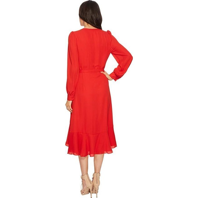 Yumi Kim Women's Casanova Dress Red Large