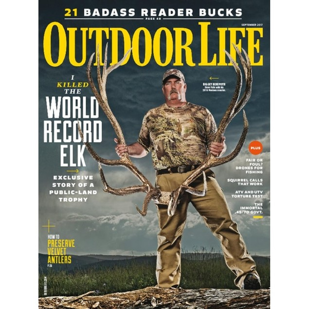 Outdoor Life Magazine Subscription
