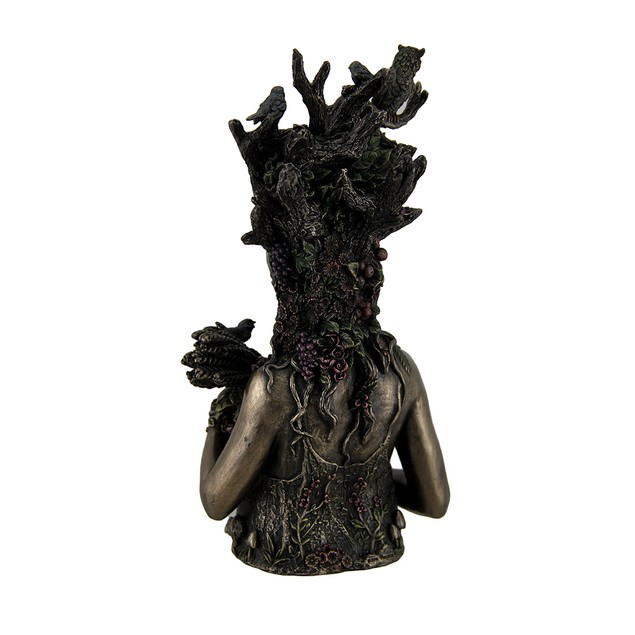 Statue Of Gaia Greek Mother Earth Goddess & Statues