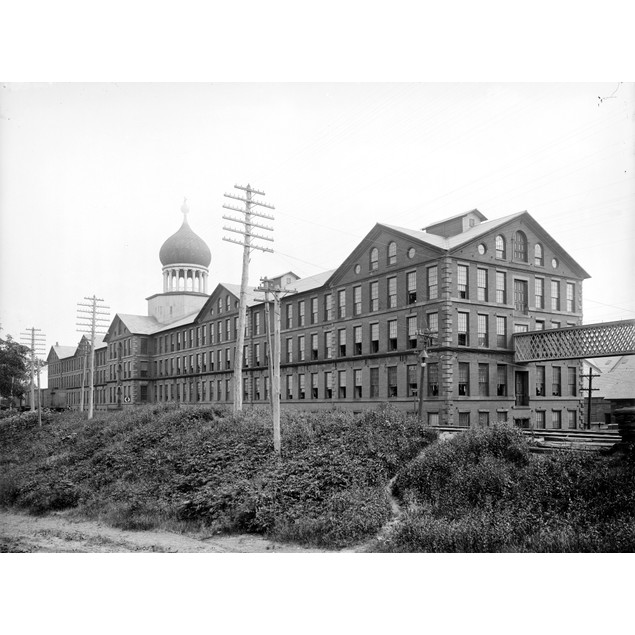 Colt Factory, C1903. /Ncolt Firearms Company, View Of Armory, Hartford, Con