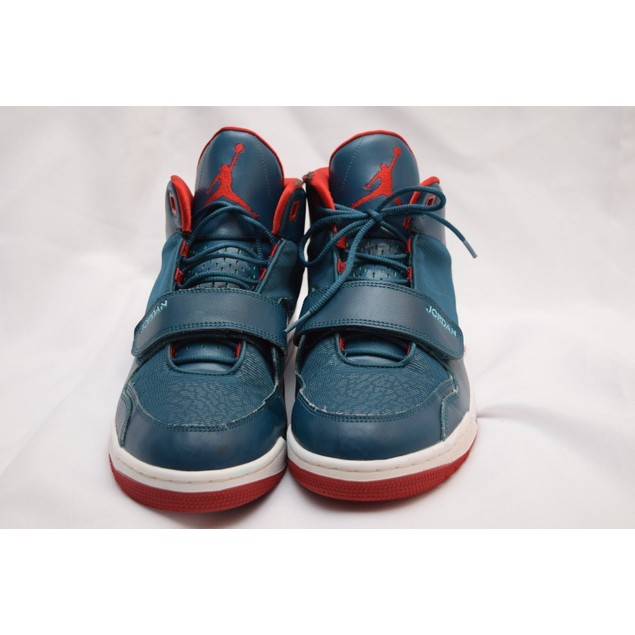 Men Basketball Shoes - Nike Fltclb 90's (602661-307) Size 10.5