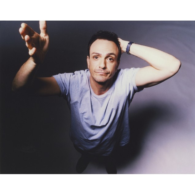 Hank Azaria Posed in Portrait Poster