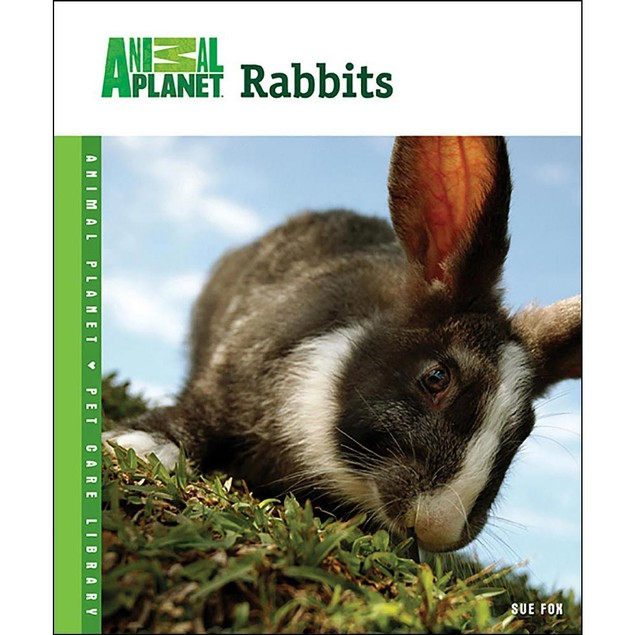 Animal Planet Rabbits Book, Rabbits by TFH Publications
