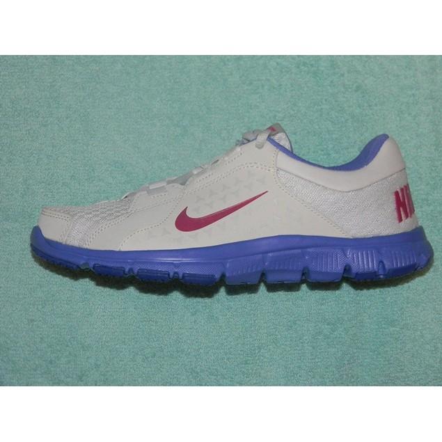 Nike Flyknit Supreme Tr (Gs/ps) Pr Pltnm/fsn  sz: 4y
