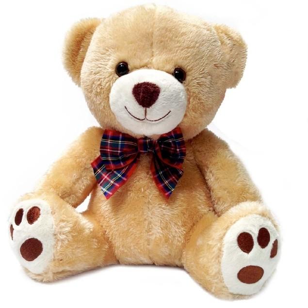Frankie Bowtie Bear, Stuffed Animals by Go! Games