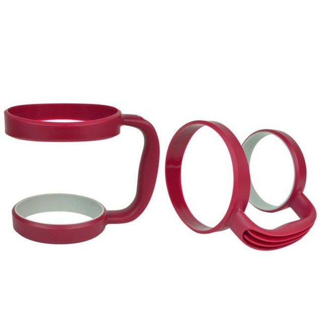 30 Oz Stainless Steel Insulated Tumbler Mug Handle