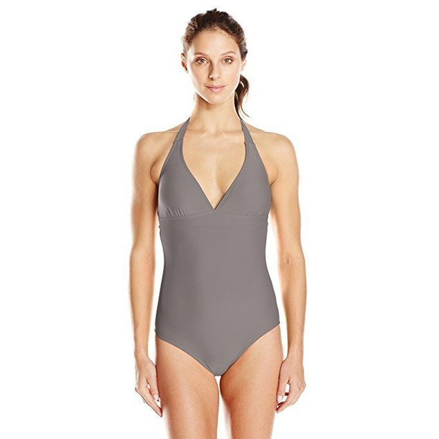 prAna Women's Lahari One Piece, Moonrock, sz: Large